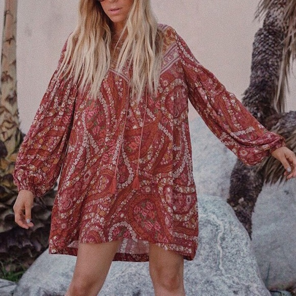 0efde4251e5 Spell & The Gypsy Collective Dresses | Spell Designs City Lights ...